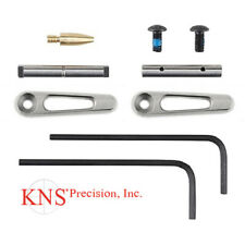 KNS Precision 154 Non-Rotating Anti-Walk Pins Gen JJ Stainless Steel Side Plates