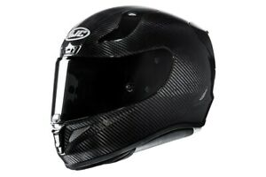HJC Sports Motorcycle Full Face Helmet Rpha 11 Carbon Incl. Toned Visor SIZE XS