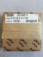 NEW IN BOX DODGE 3-15/16 & 4-7/16 SLVOIL GROMMET KIT 132192
