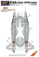 LF Models Decals 1/72 F-5A FREEDOM FIGHTER OVER ETHIOPIA