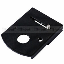 85x65mm Quick Release Plate for Mamiya Hasselblad Pentax Contax 120 SLR Camera