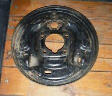 """Holden Rear Drum Brake  """"Backing plate"""" Driver side HQ HJ H HX HZ WB  x 1"""