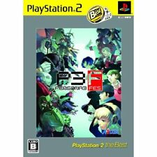Used PS2 Persona 3: Fes PlayStation2 the Best Japan Import
