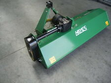 HAYES TRACTOR FLAIL MULCHER MOWER 1.5M CUT (MULCHING SLASHER) 2YR G/BOX WARRANTY