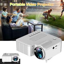 1080P Mini USB LED Projektor Heimkino Multimedia TF AV Audio Video Beamer Best