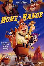 HOME ON THE RANGE WALT DISNEY CLASSICS 44th CLASSIC FILM REGION 2 DVD 2004  NEW