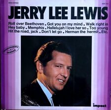 Jerry Lee Lewis - Enregistrements Originaux - Collection Impact - Vinyl LP 33T