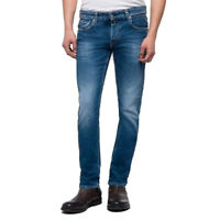 Replay Jeans Pantalone Uomo Col Denim tg 33 | -26 % OCCASIONE |