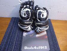 Warrior Superstar Ii Lacrosse Gloves Size 13'' Black Very Good Pre Owned!