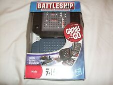 Games to Go-Battleship-The Tactical Combat Game 2010