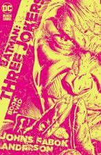 BATMAN THREE JOKERS #2 (OF 3) 1:25 VAR 1st Print