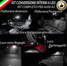 KIT FULL LED INTERNI AUDI A5 (B8) CONVERSIONE COMPLETA ALTA LUMINOSITA'