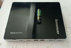 Lenovo Ideacentre Q180 Nettop Box PC - SFF - unit only LINUX UBUNTU 4gb 320gb HD