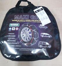 CATENE DA NEVE A ROMBO CORA MAXI GRIP 15mm GRUPPO 120 225/65 R18 235/60 R18