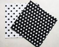 Fashion Polka Dot Cotton Bandanas Headwear Hair Band Scarf Neck Handkerchief