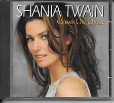 CD ALBUM 16 TITRES-- SHANIA TWAIN--COME ON OVER--1999