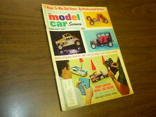 MODEL CAR & SCIENCE magazine FEBRUARY 1967 slot cars Monogram kits matchbox