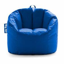 Big Joe Milano Bean Bag Chair - Smartmax Sapphire, Regular