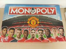Monopoly Manchester United Edition 2018 Hasbro Zlatan Pogba C18