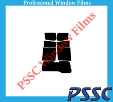 Mitsubishi Pinin Pajero 2001-2004 Pre Cut Window Tint / Window Film / Limo