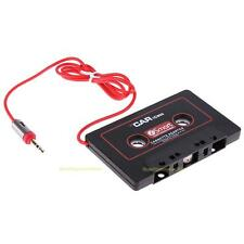 Car Audio Cassette Tape Stereo Adapter Converter For Phone CD MP3/4 3.5mm Jack