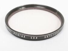 ASAHI PENTAX SKYLIGHT 49MM FILTER/165099