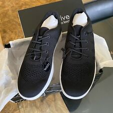 $120 BRAND NEW in Box DIANA FERRARI Active MAGNA Black Sneakers CASUAL Shoes 10