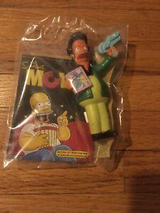New Burger King Simpsons Movie Apu