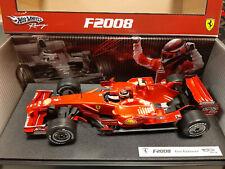 Ferrari F2008 K.Raikkonen 2008 L8781 1/18 HotWheels