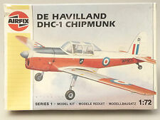 (PRL) DE HAVILLAND DHC-1 CHIPMUNK MAQUETTE MODEL 1:72 AEREO AVION PLANE AIRFIX