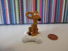 Rare Uk Spike Dog Rugrats Pencil Topper Cereal Fast Food Promotion Toy Figure