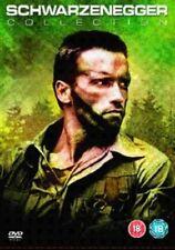 Arnold Schwarzenegger BOXSET - DVD Quick Post for Australia Top