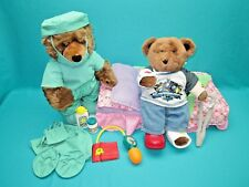 Build A Bear Workshop Urgent Care Bears -S-Y