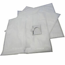 3 Kenmore Canister Vacuum Cloth Type Bags 5055 50557 50558 C Q DVC Allergen