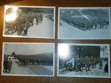 CARTOLINE FOTOGRAFICHE, MILITARI, TRUPPE, SOLDATI,