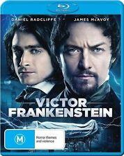 Victor Frankenstein (Blu-ray, 2016)
