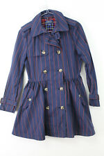 "RALPH LAUREN Polo Navy Striped Jacket Chest size 34"""