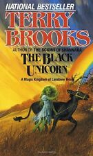 The Black Unicorn (Landover) by Terry Brooks