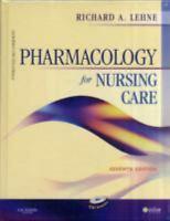 Pharmacology for Nursing Care, 7th Edition (Book & CD-ROM), Richard A. Lehne, Go
