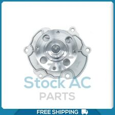 NEW Water Pump for Buick / Cadillac / Chevrolet / GMC / Pontiac / Saab / Satu..