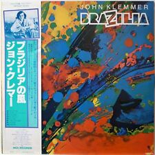 JOHN KLEMMER / BRAZILIA / FUSION / VICTOR JAPAN PROMO OBI