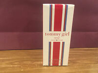 TOMMY GIRL by TOMMY EDT 100 ML / 3.4 OZ SPRAY WOMEN NIB SEALED BOX ORIGINAL
