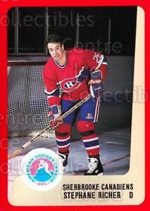 1988-89 ProCards AHL #294 Stephane Richer