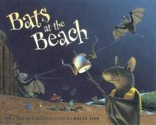 Bats at the Beach by Brian Lies c2006, VGC Hardcover