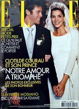 2003: Mariage CLOTILDE COURAU_EMMANUEL DE SAVOIE_BEYONCE_SAMUEL BENCHETRIT