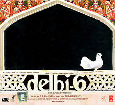 Delhi 6 (CD) (2009)(A.R.Rahman/ Oscar winner for Slumdog Millionaire / Indian Mu