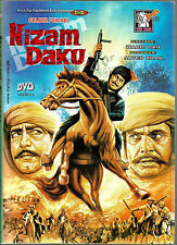 NIZAM DAKU - (PUNJABI) NEW ORIGINAL LOLLYWOOD DVD - FREE UK POST
