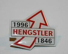 Hengstler pin
