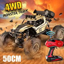 Neu 1:8 RC Monster Truck ferngesteuertes Auto Geländewagen Off-Road Stoßfest 4WD
