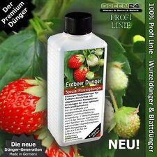 Erdbeer-Dünger Fragaria Arten, HIGH-TECH Spezial Dünger für Erdbeer-Pflanzen